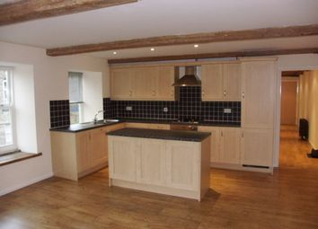 Thumbnail 2 bedroom flat to rent in Nabb View, Underbank Old Road, Holmfirth