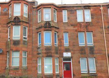Thumbnail 1 bed flat to rent in Ellerslie Street, Johnstone, Renfrewshire