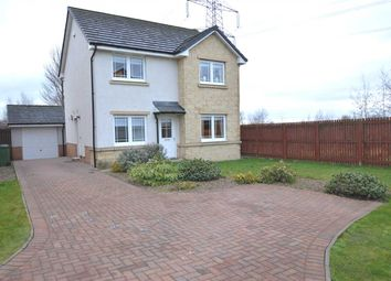 Thumbnail 3 bed detached house for sale in Greenoakhill Crescent, Uddingston, Glasgow