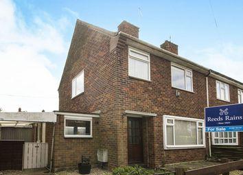 Thumbnail 3 bed semi-detached house for sale in Wellington Avenue, Hornsea