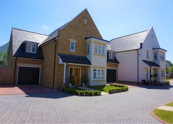 Thumbnail 4 bed detached house for sale in Radleigh Place, Beckenham