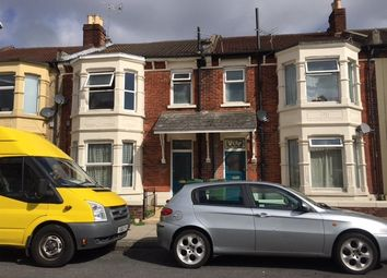 Thumbnail 2 bed flat to rent in Chichester Road, Portsmouth