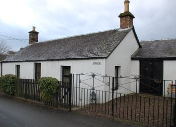 Thumbnail 2 bed cottage for sale in Kirkton Road, Blairgowrie