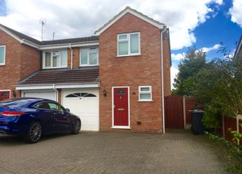 Thumbnail 3 bed semi-detached house to rent in Pennivale Close, Leighton Buzzard