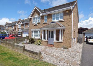 Thumbnail 4 bed detached house for sale in Douglas Close, Middleton-On-Sea, Bognor Regis