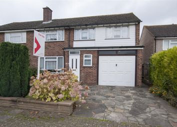 Thumbnail 5 bedroom semi-detached house for sale in Gload Crescent, Orpington, Kent