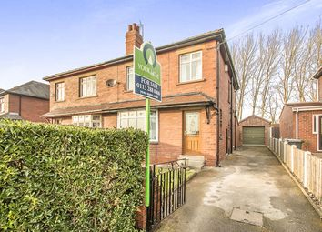 Thumbnail 3 bed semi-detached house for sale in Churchfield Road, Rothwell, Leeds