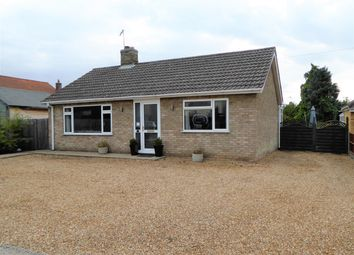 Thumbnail 2 bed bungalow for sale in Tower Road, Tower Road, Hilgay, Downham Market, Norfolk, Downham Market