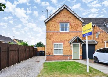 Thumbnail 2 bed semi-detached house for sale in All Saints Court, Huthwaite, Sutton-In-Ashfield