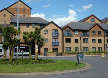 Thumbnail 1 bedroom flat to rent in Crawley Court, Gravesend