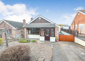 Thumbnail 2 bed detached bungalow for sale in Rowan Drive, Keyworth, Nottingham