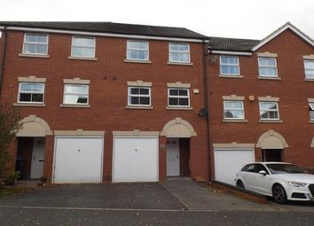 Thumbnail 4 bed terraced house for sale in Tungstone Way, Market Harborough, Leicestershire