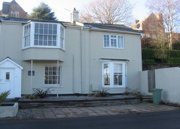 Thumbnail 4 bed semi-detached house to rent in Uplyme Road, Lyme Regis