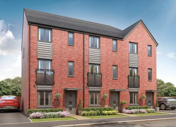 """Thumbnail 3 bed terraced house for sale in """"The Greyfriars"""" at Pinhoe, Exeter"""