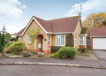Thumbnail 2 bed detached bungalow for sale in Windmill Gardens, Wisbech