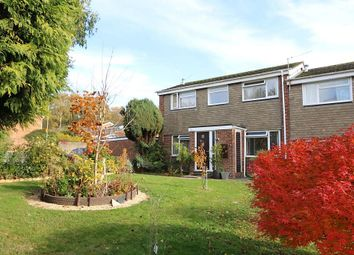 Thumbnail 3 bed end terrace house for sale in Peverells Wood Avenue, Chandler's Ford, Eastleigh, Hampshire