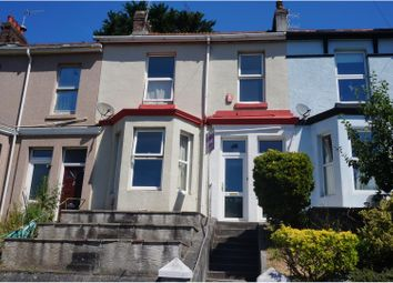 Thumbnail 2 bedroom terraced house for sale in Edgar Terrace, Plymouth