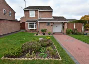 Thumbnail 3 bed detached house for sale in Myrtus Close, Barton Green, Nottingham