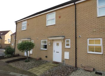 Thumbnail 2 bedroom terraced house for sale in Livingstone Road, Yaxley, Peterborough