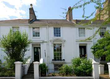 Thumbnail 3 bed terraced house to rent in Grafton Square, Clapham, London
