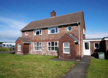 Thumbnail 2 bed semi-detached house for sale in Cleave Crescent, Woodford, Bude, Cornwall