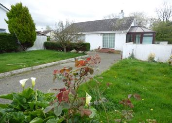 Thumbnail 3 bed bungalow for sale in Bryn Rhedyn, Newborough, Anglesey, North Wales