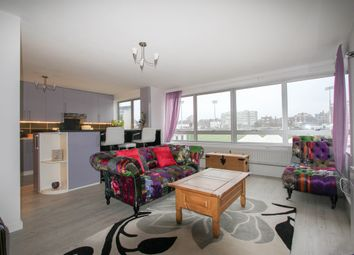 Thumbnail 3 bed flat for sale in Eaton Road, Hove