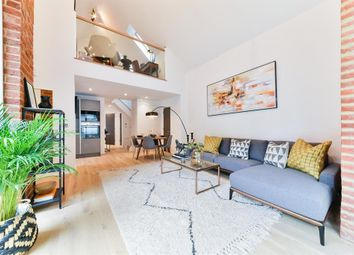 Thumbnail 2 bed flat for sale in Greystone Court, 229 London Road North, Merstham
