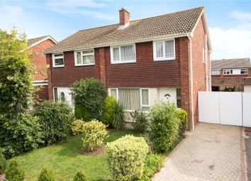 Thumbnail 3 bed semi-detached house for sale in Highfield Road, Chandler's Ford, Eastleigh, Hampshire
