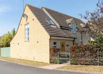 Thumbnail 2 bed semi-detached house for sale in Primrose Court, Moreton In Marsh, Gloucestershire