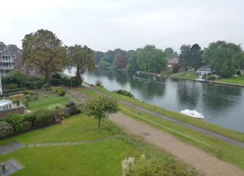 Thumbnail 2 bed flat to rent in Riverside Road, Staines