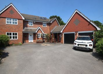 Thumbnail 4 bed detached house for sale in Hazelfields, Worsley