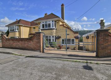 Thumbnail 3 bed semi-detached house for sale in Hiley Avenue, Gilwern, Abergavenny