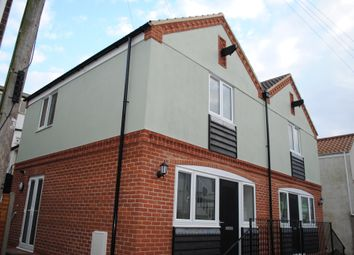 Thumbnail 3 bed semi-detached house for sale in Albert Road, Great Yarmouth