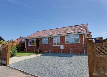 Thumbnail 2 bed detached bungalow for sale in Cheyne Drive, Bilsthorpe, Newark, Nottinghamshire