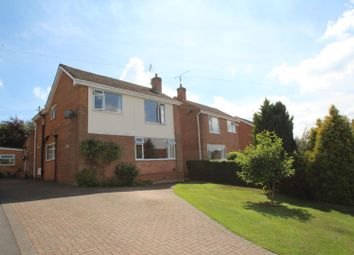 Thumbnail 4 bed detached house for sale in Belvedere Close, Chesterfield