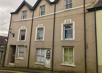 Thumbnail 6 bed flat for sale in Carmarthen Street, Llandeilo