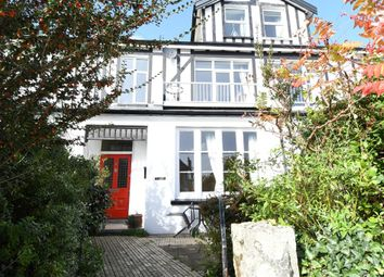 Thumbnail 1 bed flat for sale in Gyllyngvase Terrace, Falmouth