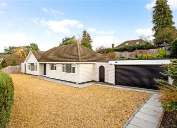 Thumbnail 3 bed bungalow for sale in The Verne, Church Crookham, Fleet