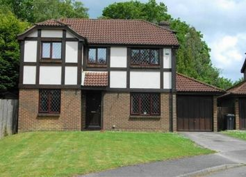 Thumbnail 4 bed detached house to rent in Britts Farm Road, Buxted, Uckfield
