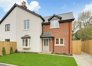 Thumbnail 3 bed semi-detached house for sale in Updown Hill, Windlesham