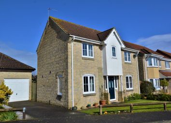 Thumbnail 3 bed detached house for sale in Lee Park, West Buckland, Wellington, Somerset