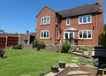 Thumbnail 4 bed detached house to rent in Longden, Shrewsbury