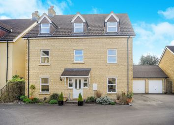 Thumbnail 5 bed detached house for sale in Holly Crescent, Corsham