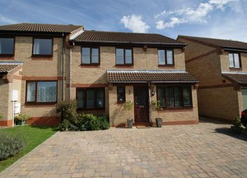 Thumbnail 4 bedroom semi-detached house for sale in Hill Farm Road, Halesworth
