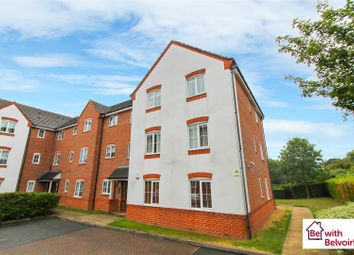 Thumbnail 2 bed flat for sale in Burrs Drive, Wednesbury