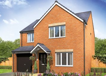 """Thumbnail 4 bedroom detached house for sale in """"The Roseberry"""" at Norwich Common, Wymondham"""