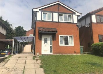 Thumbnail 3 bed detached house to rent in Lambard Drive, Heywood