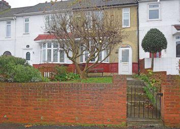 Thumbnail 4 bed terraced house for sale in Eastcourt Lane, Rainham