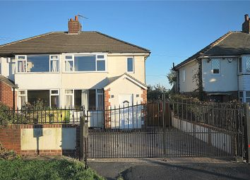 Thumbnail 3 bed semi-detached house for sale in Leeds Road, Mirfield, West Yorkshire